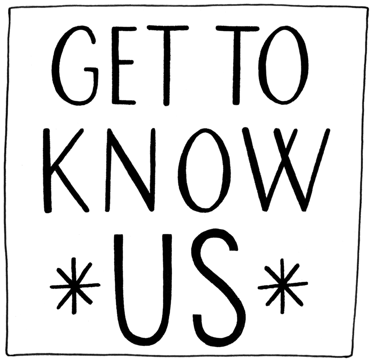 Get To Know Us